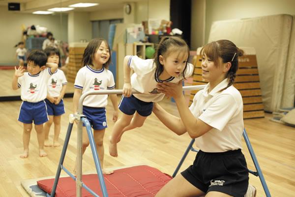 幼児・小学生体操